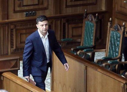 Zelenski ofrece la ciudadanía ucraniana a exiliados políticos rusos