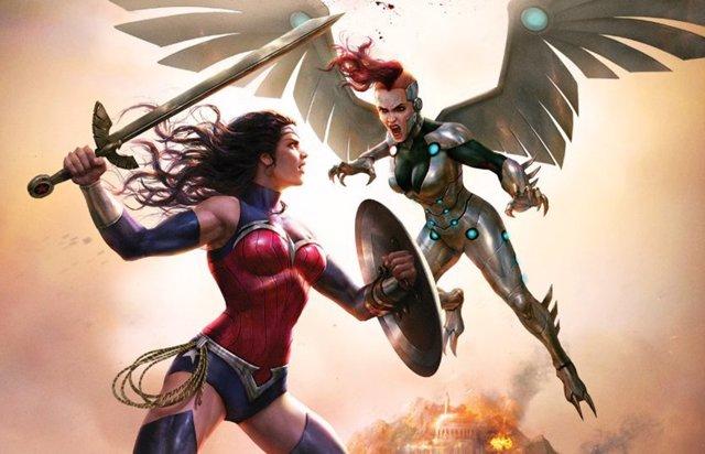 Imagen de Wonder Woman: Bloodlines