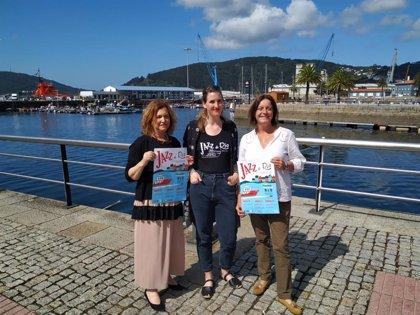 Ferrol y Mugardos acogen a partir de este viernes la III edición del Festival Jazz de Ría