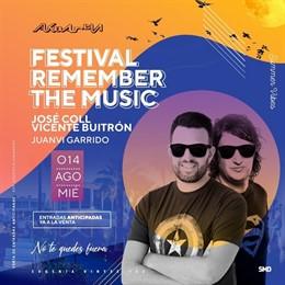 Festival Remerber The Music