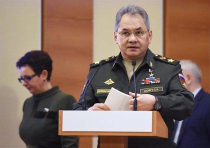 Rusia denuncia que un F-18 de la OTAN se acercó al avión en el que iba su ministro de Defensa en el Báltico