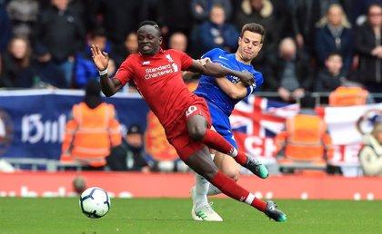 Inglaterra sigue de fiesta con favoritismo para el Liverpool