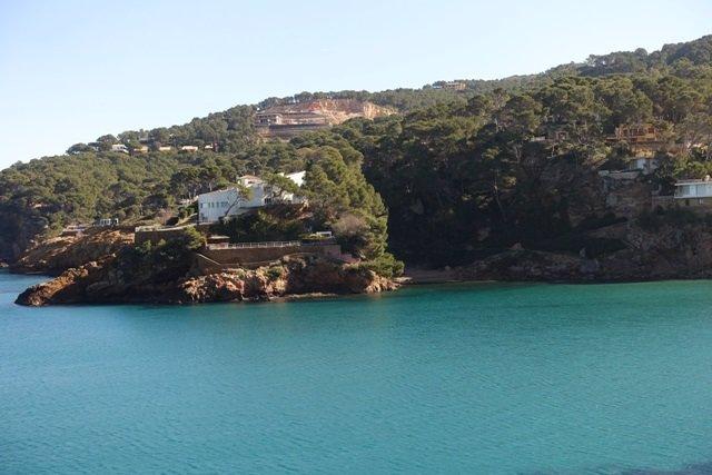 Macro chalet en Begur (Girona)