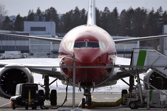 13 marzo 2019, 737 MAX 8 Foto Heikki Saukkomaa/Lehtikuva/dpa