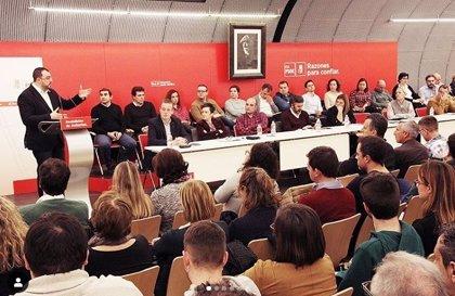 El PSOE asturiano pone en marcha un comité de Coordinación y Estrategia