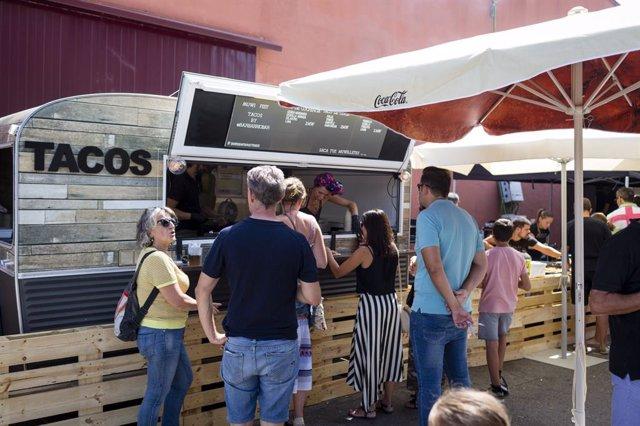 Muwi La Rioja Music Fest presenta su oferta gastronómica