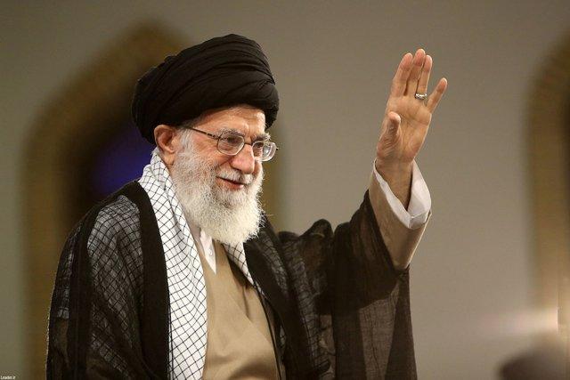 El líder supremo de Irán, ayatolá Alí Jamenei