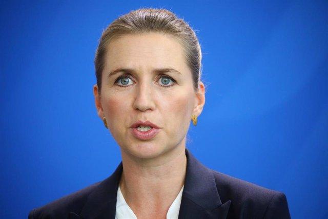 La primera ministra de Dinamarca, Mette Frederiksen