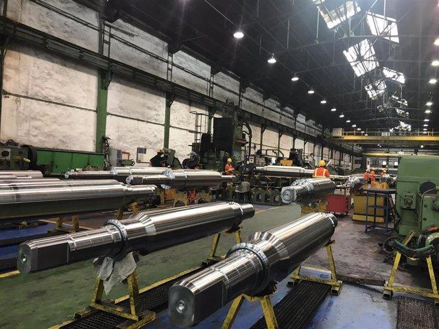 Las ventas de la industria caen un 0,6% en mayo en Cantabria y los pedidos un 1,2%