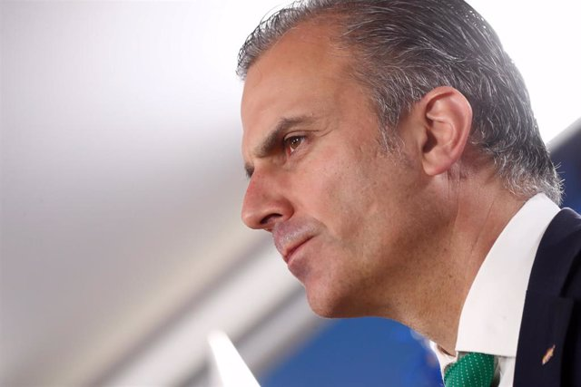 Imagen de recurso del secretario general de Vox, Javier Ortega Smith.