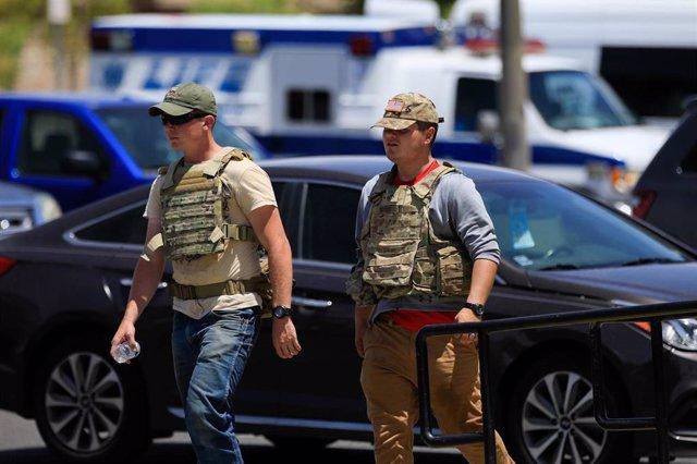 EEUU/México.- EEUU y México acuerdan un intercambio de información sobre el tiro