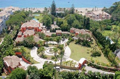 Una finca de 55 millones de euros a la venta en Marbella, la vivienda más cara de España, según el Idealista