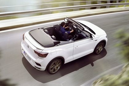 Volkswagen presenta el T-Roc Cabrio, el primer crossover compacto descapotable