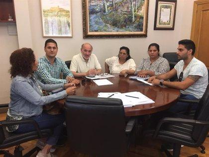 Ayuntamiento de Calatayud avanza proyectos con FAGA para la integración del pueblo gitano