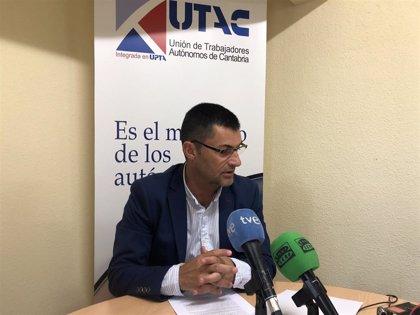 La tarifa plana de 700 millones de euros es ineficaz para la estabilidad del empleo autónomo, según UPTA