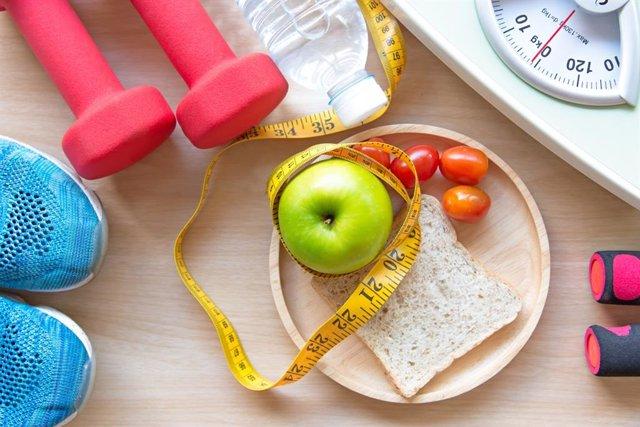 Se puede hacer deporte y no notar el descenso del peso en la báscula