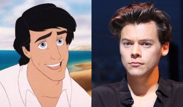 Harry Styles rechaza el papel de Eric
