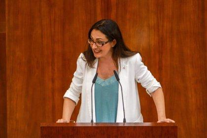 """Sol Sánchez pide a Ayuso que """"no tome el pelo a los madrileños"""" con bajada de impuestos de """"10€ a los trabajadores"""""""