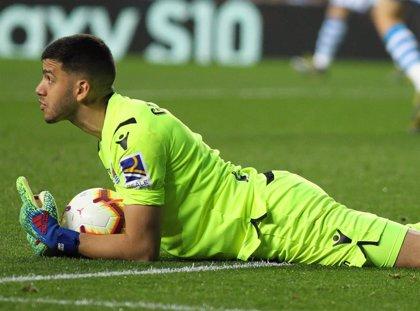 La Real Sociedad cede a Rulli al Montpellier