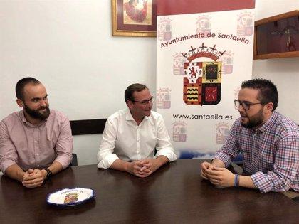 La Diputación se marca como objetivo mejorar la 'Cuesta del Pilón' de Santaella