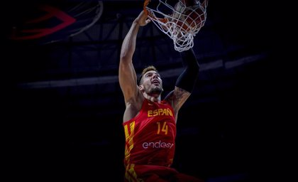 FIBA señala a España como cuarta favorita por detrás de USA, Serbia y Grecia