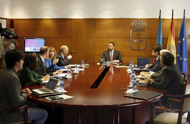 Consejo de Gobierno de Asturias