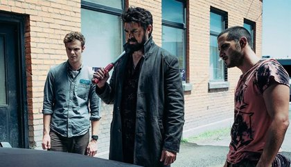 The Boys: Primera y visceral imagen de Karl Urban como Butcher (Carnicero) en la 2ª temporada