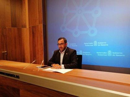"""El Gobierno de Navarra iniciará un """"cauce de diálogo"""" con el Ejecutivo central tras el recurso a la ley de Policías"""
