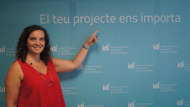 Mariona Luis Tomás, nova directora de l'Institut d'Innovació Empresarial de Balears (IDI).