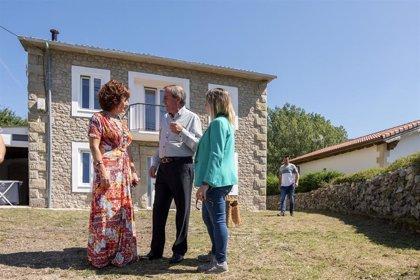 El Gobierno rehabilita una vivienda para alquiler social en Fontibre