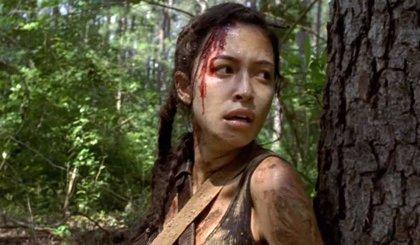 The Walking Dead revela el nombre del bebé de Rosita