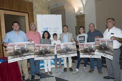 "Diputación califica como ""único e irrepetible"" el XXIV Campeonato de Andalucía de Tractores de Guadalcacín"