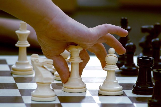 El programa 'aulaDjaque' sobre ajedrez