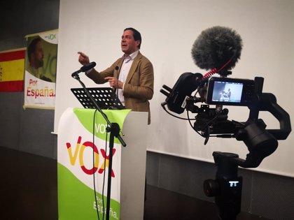 """Fernández (Vox) pide explicaciones al Gobierno central sobre las """"graves incidencias"""" en el tren 'Canfranero'"""