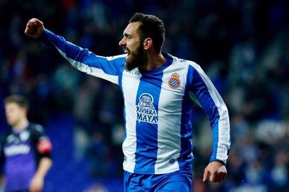 Borja Iglesias llega al Betis tras el pago de su cláusula al Espanyol