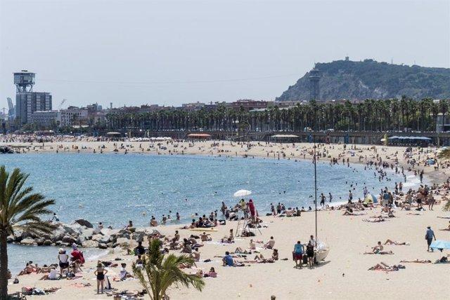 Playa de Barcelona (Archivo)