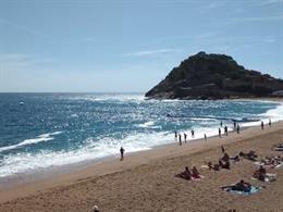 Platja Tossa de Mar (Girona)