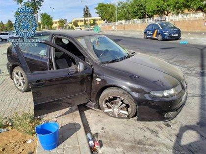 Ordenan cárcel para el presunto alunicero detenido en Sevilla con 13 requerimientos y 131 antecedentes