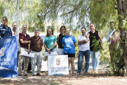 El Circuito Provincial de Petanca de Diputación llega este año a 16 municipios de Almería