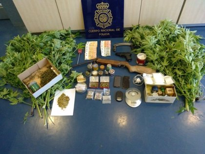 Dos detenidos en Astorga (León) por tráfico de sustancias estupefacientes y fraude en el fluido eléctrico
