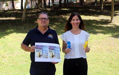 Benidorm repartirá 20.000 ceniceros reutilizables para mantener las playas libres de colillas