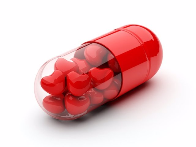 Pastillas para el corazón, fármacos
