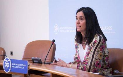 """El PPdeG denuncia que """"la política energética desordenada de Sánchez"""" perjudica a la central de As Pontes (A Coruña)"""