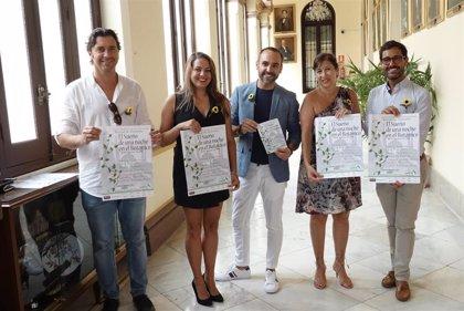 El Jardín Botánico de Málaga celebra el 26 de agosto una gala benéfica a favor de Cudeca