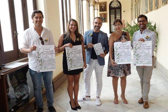 El Jardín Botánico celebra el 26 de agosto una gala benéfica a favor de Cudeca