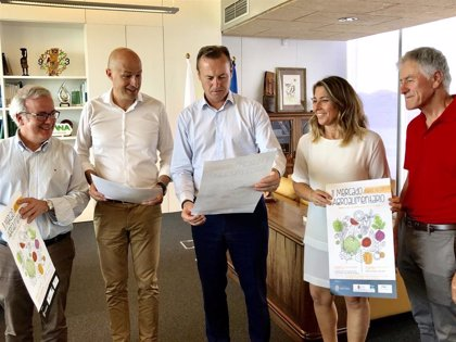 40 productores de la región se dan cita en el II Mercado Agroalimentario de Puente Viesgo