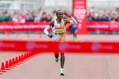 """Kipchoge, convencido de que bajará de las dos horas en maratón: """"Estoy mejor preparado mentalmente"""""""