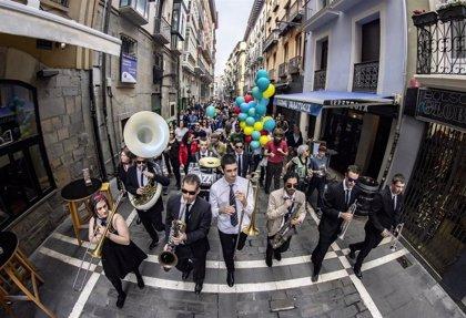 Una banda de jazz local y un espectáculo circense, propuesta de este jueves en la Ciudadela