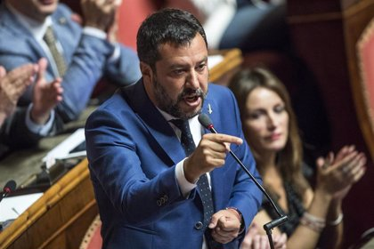 Salvini rechaza acatar la orden judicial que autoriza al 'Open Arms' a entrar en aguas italianas