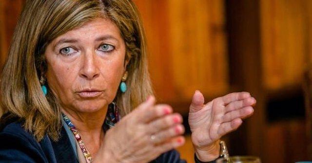Isabel Paredes, delegada de Salud de la Junta en Cádiz